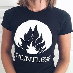 Divergent Dauntless T-shirt